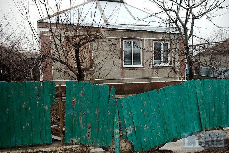 Будинок, в якому загинула дівчинка