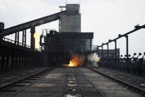 Авдеевский коксохимический завод остановил работу