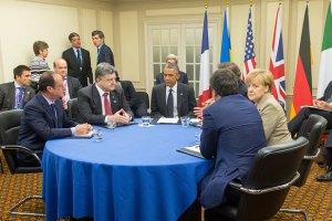 Заявление Порошенко по результатам саммита НАТО