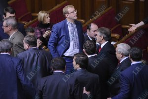 Рада отозвала Шевченко с должности председателя комитета