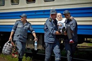 Более двух тысяч переселенцев с Донбасса госпитализированы, - Минздрав