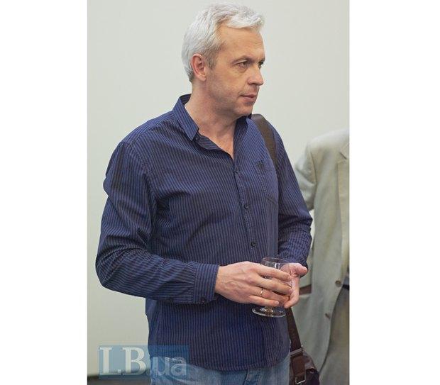 Владимир Мазур - медиа-эксперт, главный редактор и ведущий программ ТРК Simon