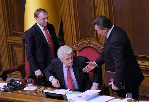 Кресло Литвина во многом зависит от того, от кого зависят все
