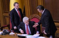 Янукович пообещал Литвину программу развития украинского языка до выборов