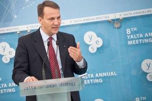 Глава МИД Польши признал, что шансы на подписание СА с Украиной тают