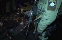Полиция задержала в Киеве группу налетчиков на интерактивные клубы