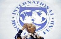 МВФ включил выделение денег Украине в свой график на 14 сентября