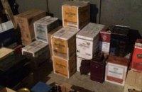 Одесситам продавали фальсификат под видом элитного алкоголя