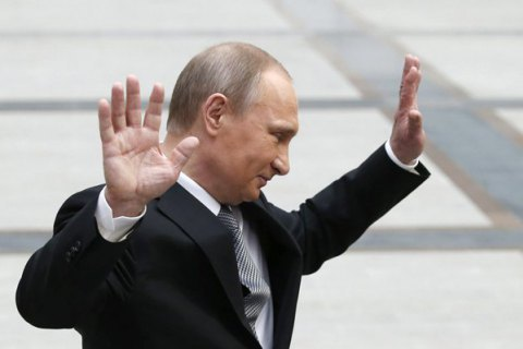 Путін заявив, щоукраїнських заручників уних немає