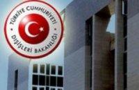 МИД Турции обеспокоен притеснениями крымских татар
