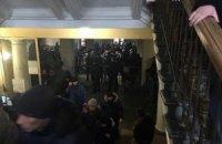 Ляшко возглавил митинг против запорожского мэра