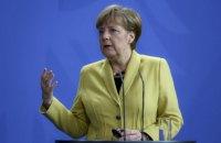 Рейтинг поддержки Меркель вырос до 55%