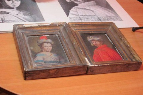 СБУ помогла вернуть две картины, похищенные изфондов Львовского исторического музея