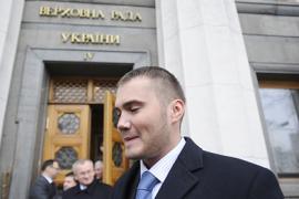 Януковичу-младшему отдали машину Ющенко