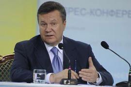Януковичу мешает жить коррупция