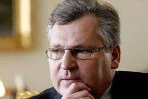 Квасневский: Украина разделена сейчас больше, чем в 2004 году