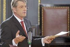 Ющенко призывает Раду отказаться от миллиарда