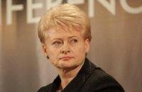 Европа держит открытыми двери для Украины, - президент Литвы