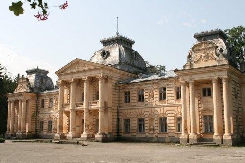Кабмін передав палац графа Бадені у Львівській області територіальній громаді