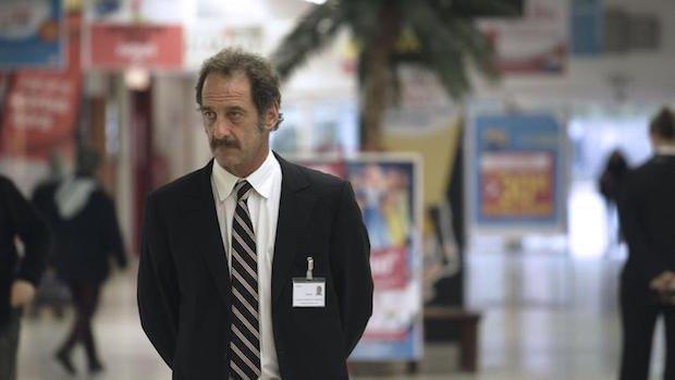 Кадр из фильма Простой человек
