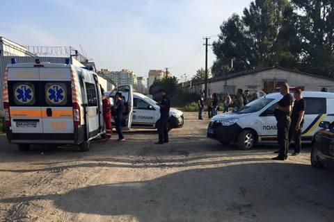 Смерть охранника под Киевом: полицию обвинили вхалатности