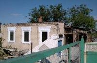 В Авдеевке в результате обстрела боевиков погиб пенсионер