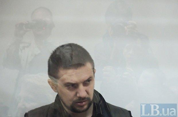 Экс-беркутовец Александр Маринченко