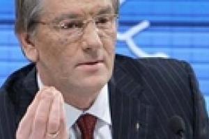 Ющенко обеспокоен тем, что Тимошенко переводит экономику на бартер