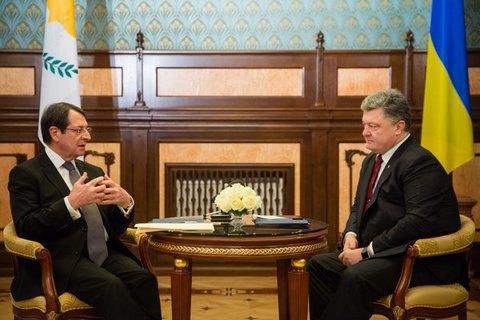 Україна попросила Кіпр допомогти упошуку корупціонерів