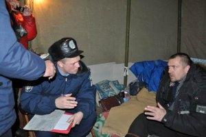 Милиция ищет лидеров чернобыльской голодовки в Донецке