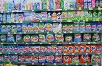 В Украине могут исчезнуть стиральные порошки с фосфатами
