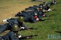 Бойцам 1-го батальона Нацгвардии не засчитывают участие в боях под Славянском