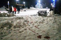 В перестрелке между местными и приезжими в Олевске погиб человек