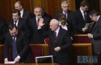 Рада приступит к отставке Кабмина после оглашения депутатских запросов