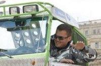 Янукович-младший примет участие с сорвеновании внедорожников