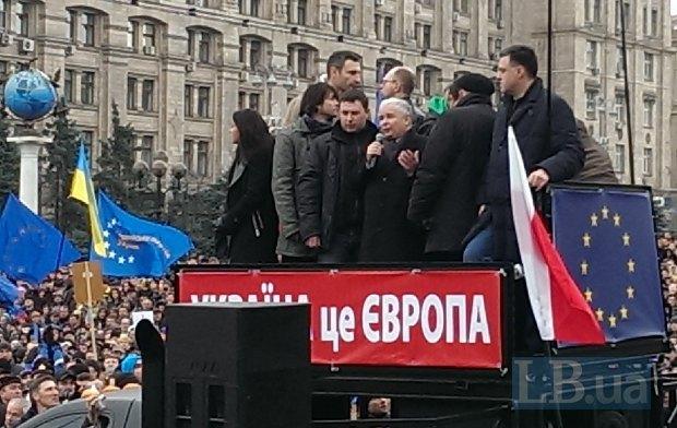 Выступает Ярослав Качинський