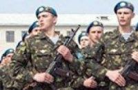 Украинскую армию покидают контрактники