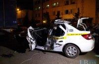 В Киеве в ДТП с участием автомобиля охранной фирмы погиб водитель