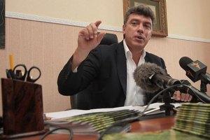 Немцов о цене на газ: нужно договариваться, но надо платить
