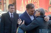 Суд отменил домашний арест Добкина