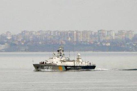 ВЧерном море военныеРФ агрессивно препятствовали действиям корабля украинских таможенников