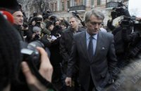Ющенко рассказал, почему не участвовал в Евромайдане