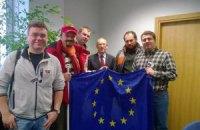 Посол ЕС встретился с лидерами Автомайдана