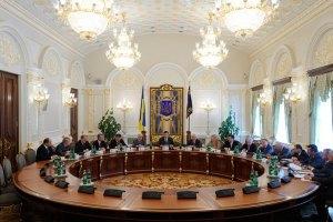 Литвин верит, что Клюев укрепит авторитет СНБО