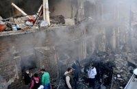 В сирийском Хомсе совершен крупный теракт