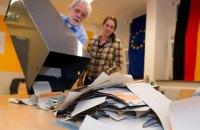 Социал-демократы и партия Меркель потеряли большинство в парламенте Берлина