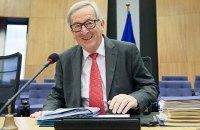 Юнкер пообещал безвизовый режим для Украины до лета