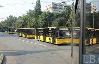В Киеве готовятся запустить 5 ночных маршрутов, 5 автобусных и 1 троллейбусный