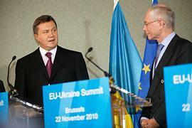 Янукович обещает предпринимателям встречу до конца недели