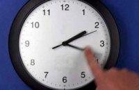 """Украина перейдет на """"зимнее время"""" в ночь перед выборами"""